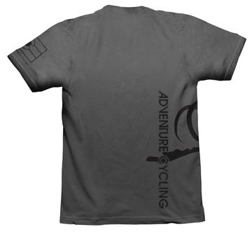 Adventure Cycle Grey T-Shirt